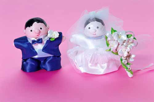 祝福結婚についてのイメージ